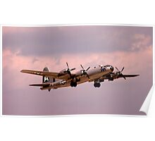 The Last One..................CAF's B29.... Poster