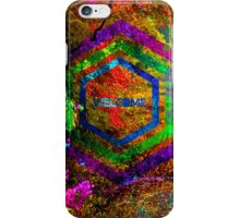WELCOME HOME TO NATURE TRIP iPhone Case/Skin
