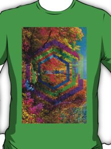 WELCOME HOME TO NATURE TRIP T-Shirt