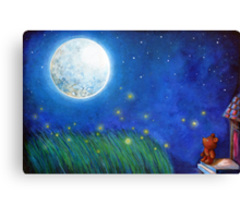 Twinkle Twinkle Little Star Canvas Print