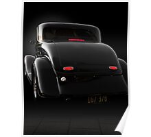 '34, Black Poster