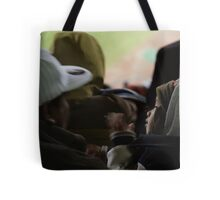 Yankee Stadium, New York Tote Bag