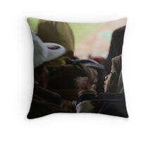 Yankee Stadium, New York Throw Pillow