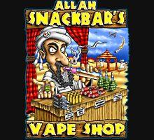 Allah Snackbars Vape Shop Unisex T-Shirt