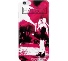 HALSEY paint art iPhone Case/Skin