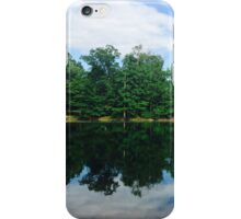 TLC - Summer by the Lake iPhone Case/Skin