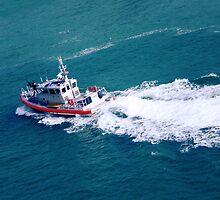 Coast Guard at the Ready by MitsukaiKogun
