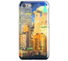New York City II - Manhattan iPhone Case/Skin