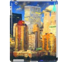 New York City II - Manhattan iPad Case/Skin