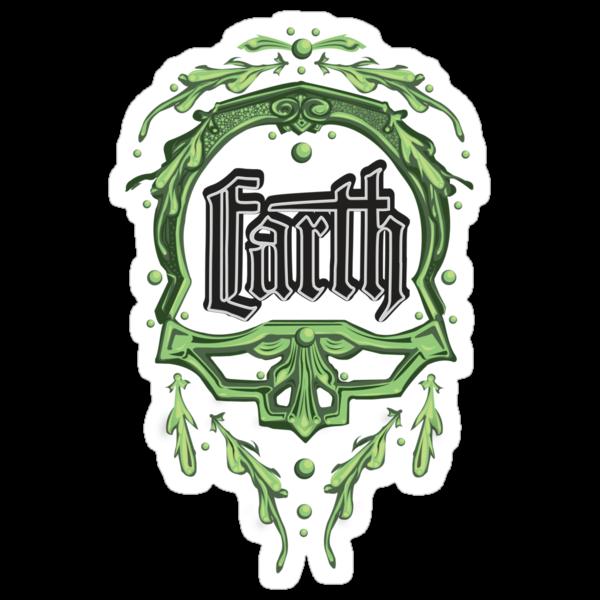 Earth by eshcaine