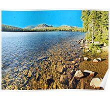 Mirror Lake, Utah Poster