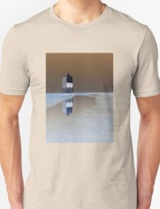 The Low Lighthouse, Burnham On Sea Unisex T-Shirt