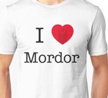 I LOVE MORDOR Unisex T-Shirt