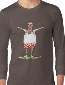 I can fly! Long Sleeve T-Shirt