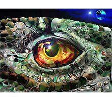 I Reptile Photographic Print