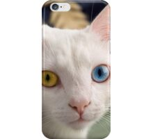 Tiny Russian White iPhone Case/Skin