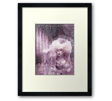 Sometimes You Want To Cry  Framed Print