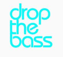 Drop The Bass (cyan) Women's Relaxed Fit T-Shirt