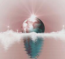 Pluto on Ice by uepa arts