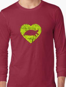 I Heart Tortoises Long Sleeve T-Shirt