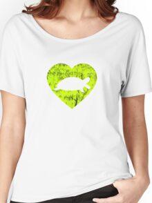 I Heart Tortoises Women's Relaxed Fit T-Shirt