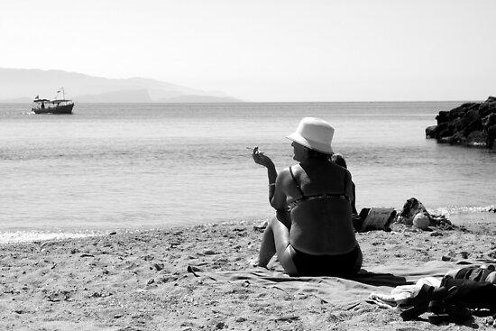 Sun, Sand and Smoke by Neil Clarke