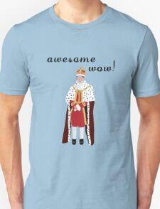 King George III - Hamilton  T-Shirt