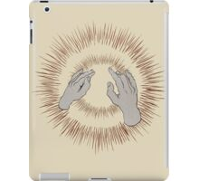 Lift Your Skinny Fists Like Antennas To Heaven iPad Case/Skin