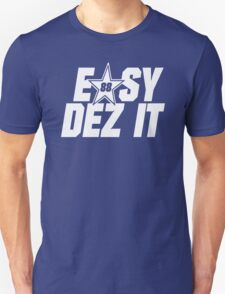 EASY DEZ IT Desmond Bryant Dallas T-Shirt