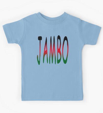 Jambo Kids Tee