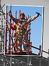King of the scaffold by awefaul