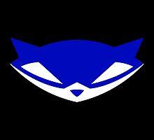 Sly Cooper (Blue) by Mirisha