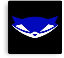 Sly Cooper (Blue) Canvas Print