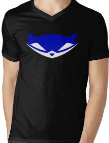 Sly Cooper (Blue) Mens V-Neck T-Shirt