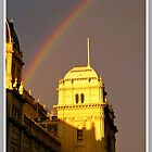Rainbow - Melbourne, Australia by Shara