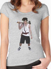 Dangerous Dan Women's Fitted Scoop T-Shirt