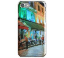 Paris Night iPhone Case/Skin