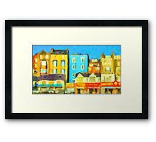 Scarborough, England Framed Print