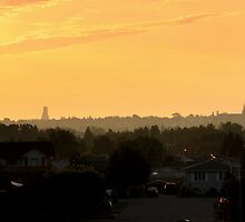 Timmins Ontario Morning by TylerBelisle