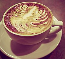 Coffee art by SASPhotography
