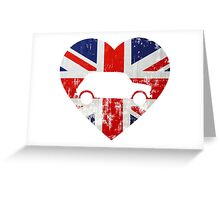 I Heart Classic Minis Greeting Card