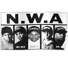 NWA Crew Poster
