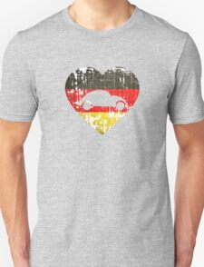 I Heart VW Beetles T-Shirt