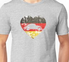 I Heart VW Beetles Unisex T-Shirt