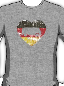 I Heart VW Campers T-Shirt