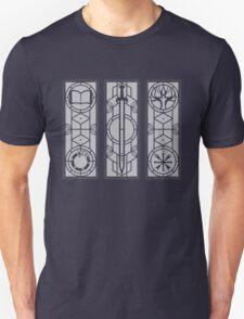 Library Windows Unisex T-Shirt