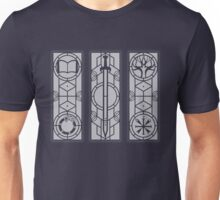 Library Windows Unisex T-Shirt