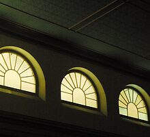 0201 The Upper Windows by Pitt Street  Uniting Church, Sydney