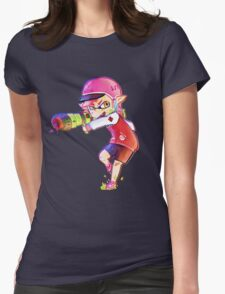 Inkling Boy Womens Fitted T-Shirt