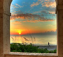 Arched Outlook by Michael Damanski